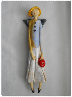 Anioł lalka 6