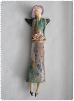 Anioł lalka 13